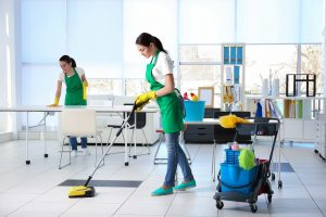 Difference between a Housekeeper and Cleaners
